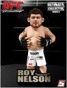 【ロイ・ネルソン】Round 5 UFC Ultimate Collector Series 8 Action Figure / Roy Nelson 2/9...