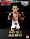 【ジョゼ・アルド】Round 5 UFC Ultimate Collector Series 8 Action Figure / Jose Aldo 2/9入...