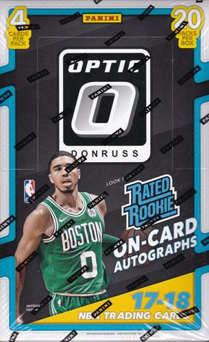 トレーディングカード・テレカ, トレーディングカード NBA 2017-18 Panini Donruss Optic Basketball Hobby