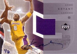 NBAカードをお探しなら!【コービー ブライアント】NBA 2004/05 Ultimate Collection Buybacks...