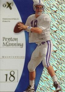 NFLカードをお探しなら!【ペイトン マニング】1998 E-X 2001 Rookie Card / Peyton Manning