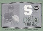 【野茂 英雄】2004 UD Vintage Stellar Stat Men Jersey /Hideo Nomo