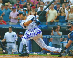 MLB直筆サイングッズをお探しなら!デレク・ジーター MLB オーセンティック 直筆サイン入り 8×...