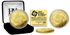 【予約】 2013 ワールドベースボールクラシック(WBC) 24KTゴールドコイン (2013 World Baseball...