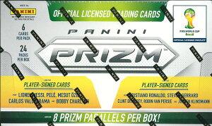 【送料無料】SC 2014 Panini Prizm World Cup Soccer ボックス (Box) FIFAワールドカップ公式ト...
