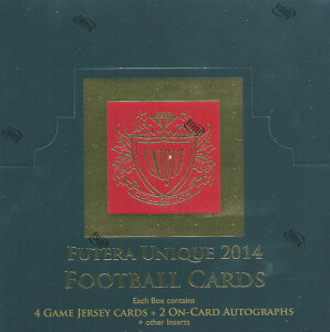予約!サッカーカード[Soccer Futera Unique 2014 Collection] パック Pack 6/21入荷済み!6/25...