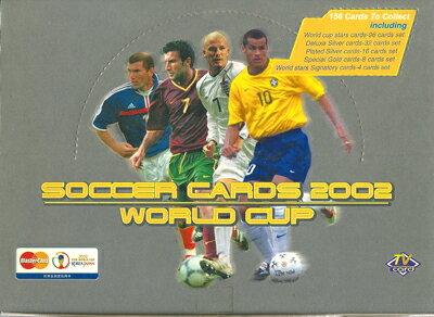 トレーディングカード・テレカ, トレーディングカード  SC 2002 FIFA World Cup () Box ()