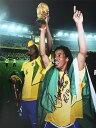ロナウジーニョ 直筆サインフォト ブラジル代表 2002 FIFA ワールドカップ ウィナー (Ro ...