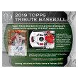 MLB2019ToppsTributeBaseball