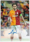 セルチュク・イナン 2016 Topps UEFA Champions League Showcase Auto Selcuk Inan