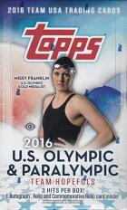 2016ToppsU.S.Olympic&ParalympicTeamHopefuls