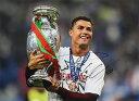 クリスティアーノ・ロナウド 直筆サインフォト Cristiano Ronaldo Signed Portugal Photo: UEFA EURO 2016 Winner / Cristiano Ronaldo 2/2入荷!