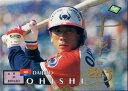 BBM1995 ベースボールカード サインパラレルカード No.278 原辰徳