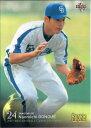 BBM2007 ベースボールカード ファーストバージョン レギュラーカード(ルーキーカード) No.245 堂上直倫