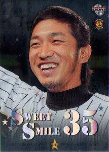BBM2011 阪神タイガース SWEET SMILE No.TS6 坂克彦