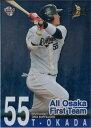 BBM2013 ベースボールカード OSAKA LIMITED ナニワ魂 All Osaka First Team No.OT9 T-岡田