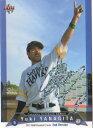 BBM2017 ベースボールカード セカンドバージョン ホロ箔サインパラレル No.408 柳田悠岐