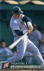 カルビー1997 プロ野球チップス レギュラーカード No.182 落合博満