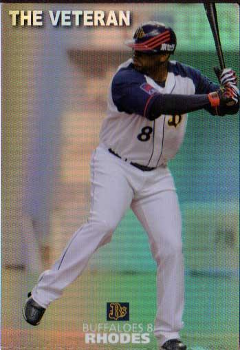 カルビー2009 プロ野球チップス ベテランカード No.V-02 ローズ