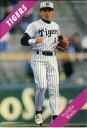 カルビー2012 プロ野球チップス 40周年記念復刻カード No.M-11 和田豊(1994年)