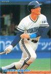 カルビー2012 プロ野球チップス 40周年記念復刻カード No.M-25 高木豊(1991年)