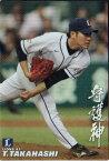 カルビー2014 プロ野球チップス 守護神カード No.SH-02 高橋朋己