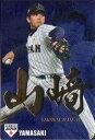 カルビー2016 野球日本代表 侍ジャパンチップス 金箔漢字パラレルカード No.SJ-11 山崎康晃