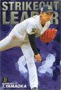 カルビー2019 プロ野球チップス チーム最多奪三振カード No.SO-04 山岡泰輔