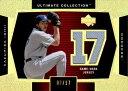 石井一久 2003 Upper Deck Ultimate Collection Jersey Card Kaz Ishi /17