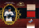 石井一久 2003 Donruss Timeless Preasures Jersey & Bat Card /25 Kaz Ishi