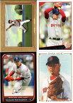 松坂大輔 メジャーリーグ 4枚カードセット Daisuke Matsuzaka MLB 4-Cards Set (010)