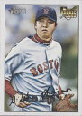岡島秀樹 2007 Topps Bowman Heritage Rookie Card Hideki Okajima