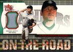 佐々木主浩 2002 Fleer Ultra On The Road Jersey Card Kazuhiro Sasaki