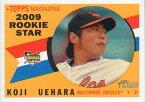 上原浩治 2009 Topps Heritage Rookie Card Koji Uehara