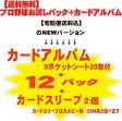 【宅配便・同梱可能】プロ野球カードお試しパック+カードアルバム