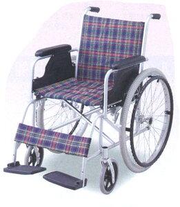 【送料無料】自走式車椅子(アルミ製)取扱いが簡単な軽量タイプ【10P30May15】