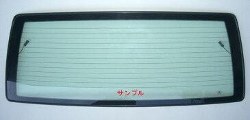 トヨタ 新品リアガラス カローラフィールダー NZE121G NZE124G ZZE122G ZZE123G ZZE124G グリーン