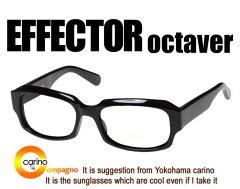エフェクター オクターバーEFFECTOR octaver【送料無料】オクターバー メガネ