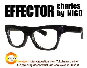 エフェクター effector メガネ 眼鏡EFFECTOR by NIGO【送料無料】エフェクター NIGOチャールズ...