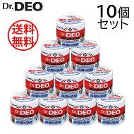 カーメイト D79 ドクターデオ 置きタイプ 10個セット 無香タイプ|強力除菌消臭剤|車用消臭芳香剤|クルマの消臭剤 除菌 消臭