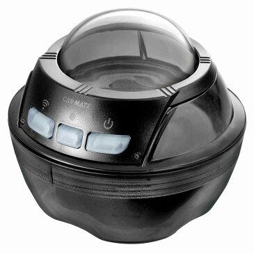 カーメイト DC300 防滴ケース ダクション360 ドライブレコーダー360度 アクションカメラ オプション carmate