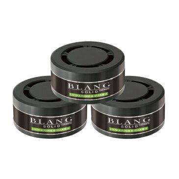 芳香剤 車 ブラング(BLANG) カーメイト G24T ブラングソリッド 詰替え3P マリンスカッシュ 車 芳香剤 スカッシュ carmate