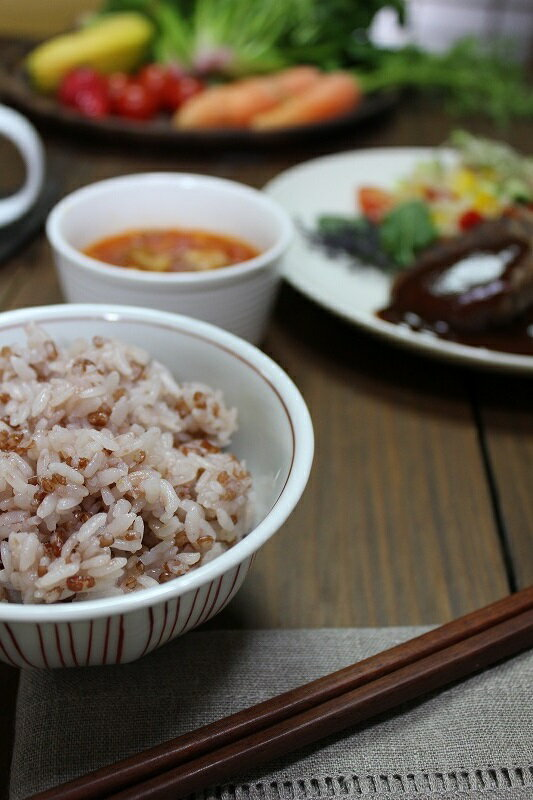 Carna『糸島産赤米(もち精米)』