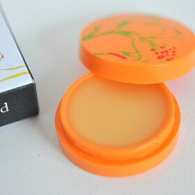 フラゴナールの人気の練り香水オレンジの花/ヴァニラ
