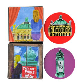 フラゴナールの人気の練り香水オペラ/広告塔