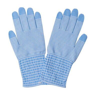 うるおい手袋 モイストコート003(パステルカラー・ソーダ)【DM便可能・代引不可】【10P03Dec16】
