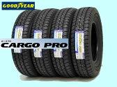 ◎グッドイヤー カーゴプロ 195/80R15 107/105L LT 4本セット【限定特価】made in Japan