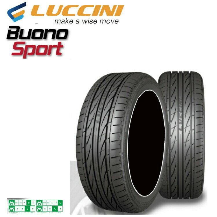 タイヤ・ホイール, サマータイヤ  24545ZR18 100W XL 24545-18 1 LUCCINI Buono Sport