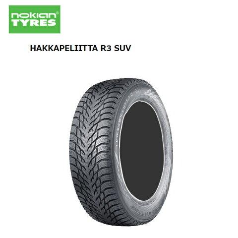 ノキアンタイヤ ハッカペリッタ R3 SUV 315/35R20 110T XL 315/35-20 スノー スタッドレス 4 本 Nokian Tyres HAKKAPELIITTA R3 SUV