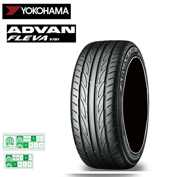 タイヤ・ホイール, サマータイヤ  V701 24540R19 98W XL 24540-19 1 YOKOHAMA ADVAN FLEVA V701